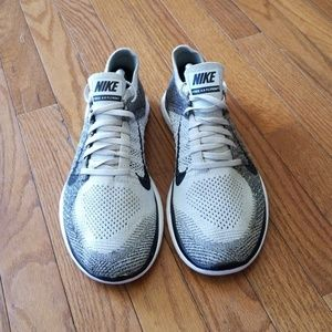 brand new 7d475 83411 cheap flyknit free 4.0 oreo challenge fb658 0daba